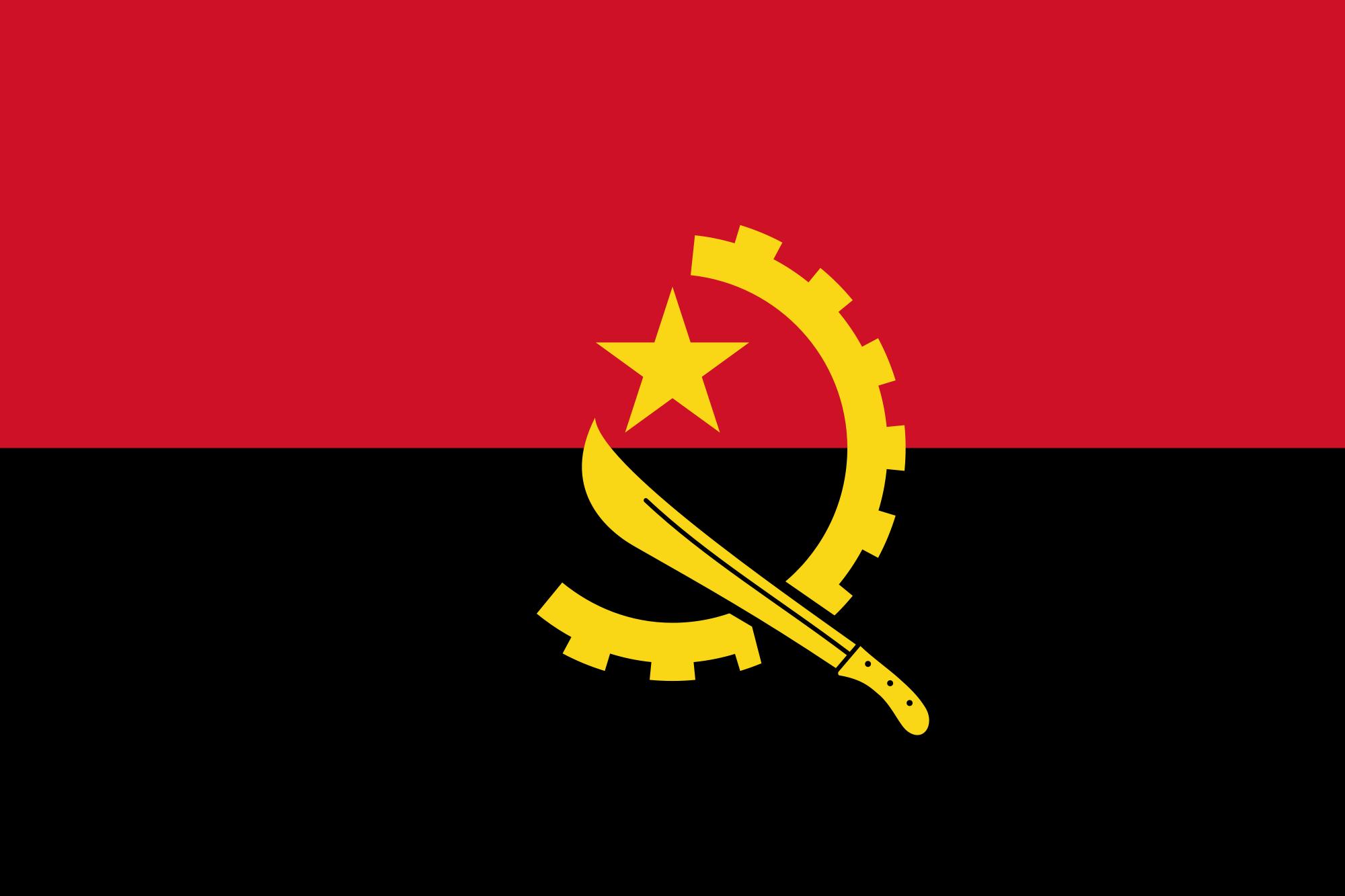 Bandeira-de-Angola